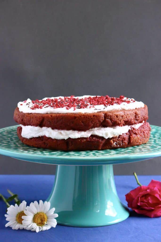 Gluten Free Vegan Red Velvet Cake Vegan Cake Gluten Free
