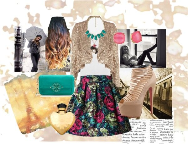 """""""Glitz and Glam"""" by lalie-a on Polyvore"""