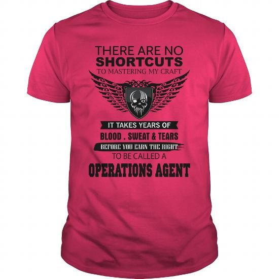 There Are No Shortcuts To Mastering My Craft OPERATIONS MANAGER