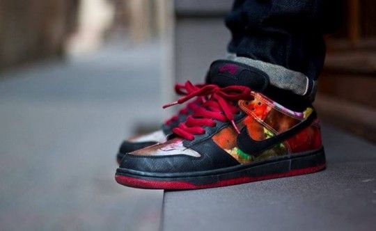 #Nike #SB #Dunk #Low #Pushead