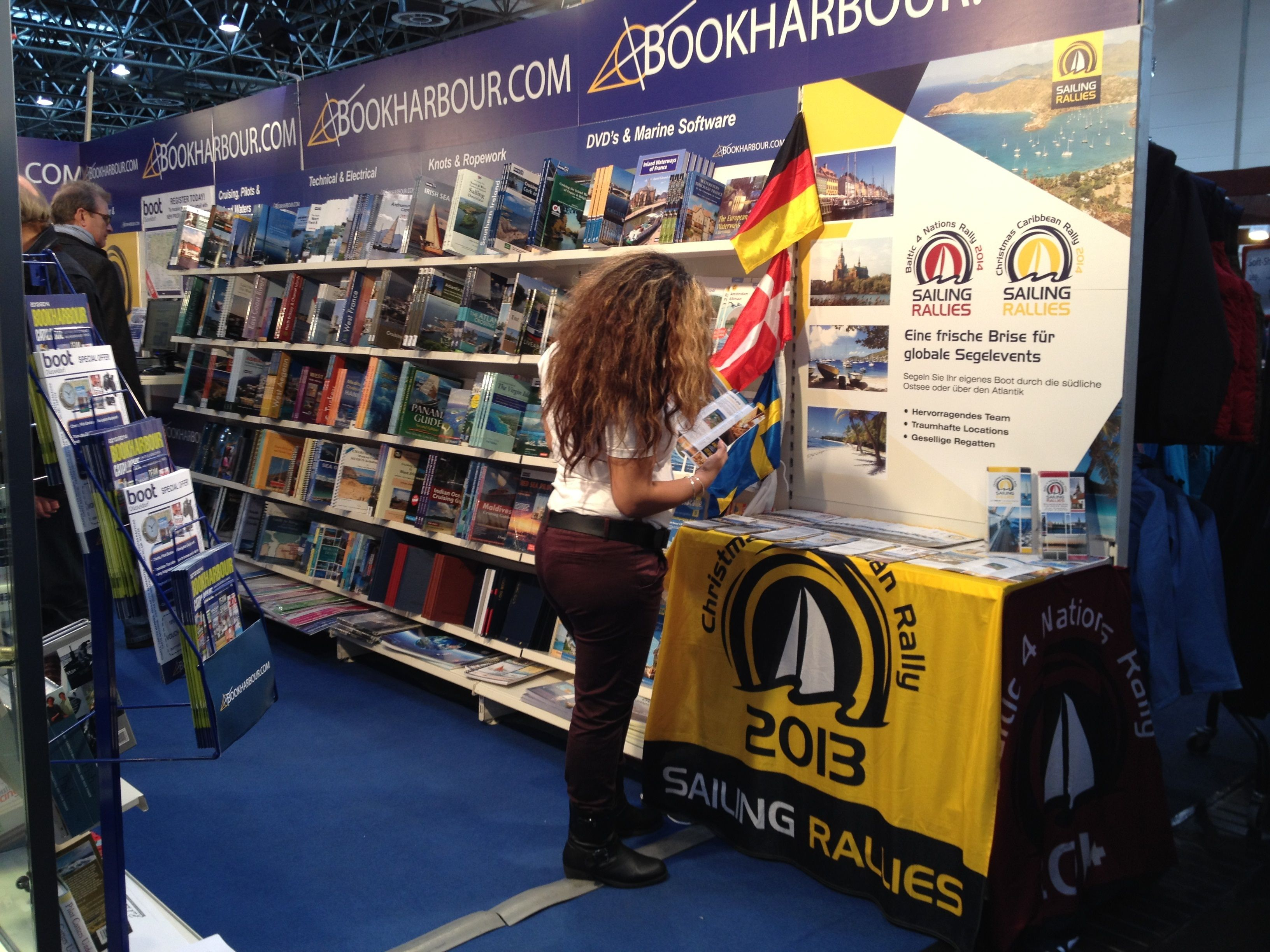 SRL stand Boot 2014