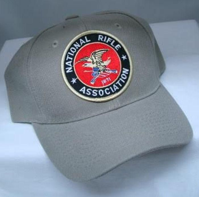 8182eaed2d4 Vintage NRA 1871 Low Profile Ball Cap Never Worn