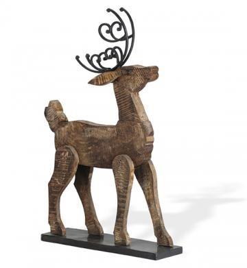 Barnwood Reindeer