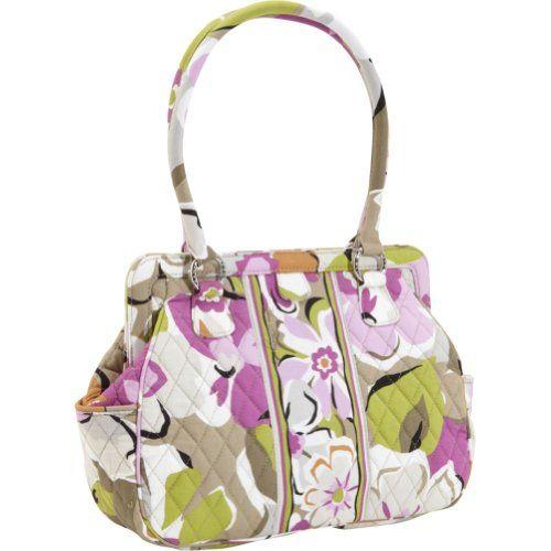 Vera Bradley Frame Bag (Portobello Road) | Brandname Handbags ...