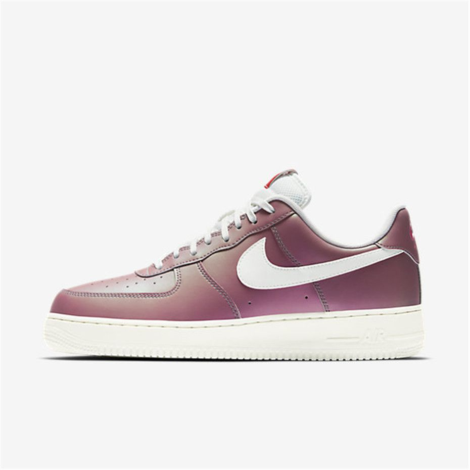 timeless design 456b6 1eb67 Nike Air Force 1 07 LV8 (Track Red  Black  Summit White)