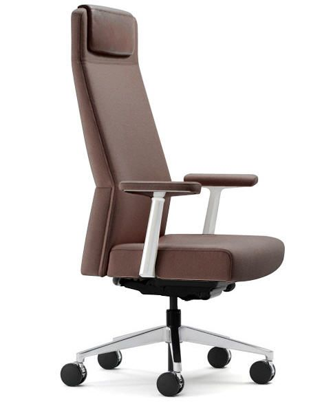 Ergonomic Executive Office Chair