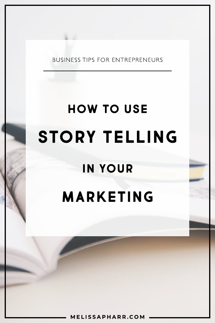 Using STORY in your Marketing (PLUS how I use my secret Ingredient: HUMOR