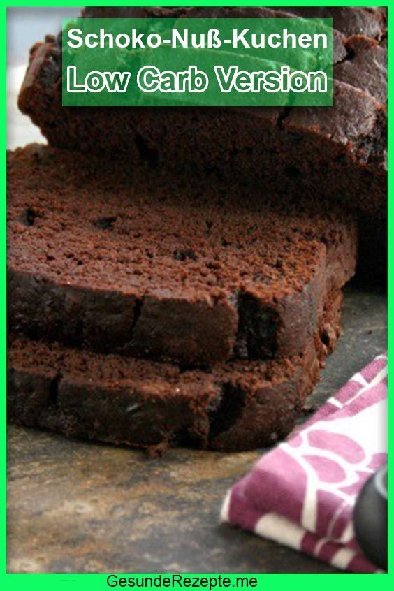 Chocolate nut cake low carb version -  INGREDIENTS: 4 eggs 200 g ground hazelnuts 30 g cocoa powder 3 tablespoons Xucker light 1 p. Vanill - #cake #Carb #caseinproteinrecipes #Chocolate #easyproteinrecipes #healthyproteindinner #lowproteinrecipes #nut #orgainsproteinrecipes #proteinrecipes #Version