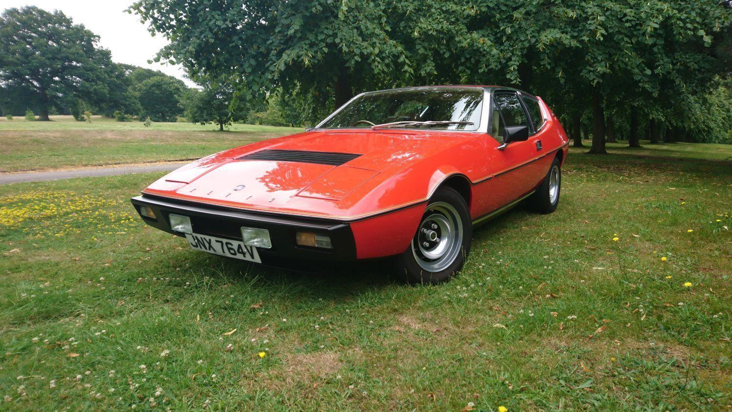 eBay: Genuine low mileage unrestored 1979 Lotus Elite 501 series ...