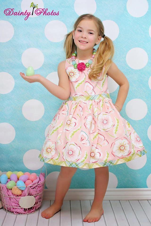 Create Kids Couture: Free Patterns: Kambria\'s Dress and Kaya\'s ...