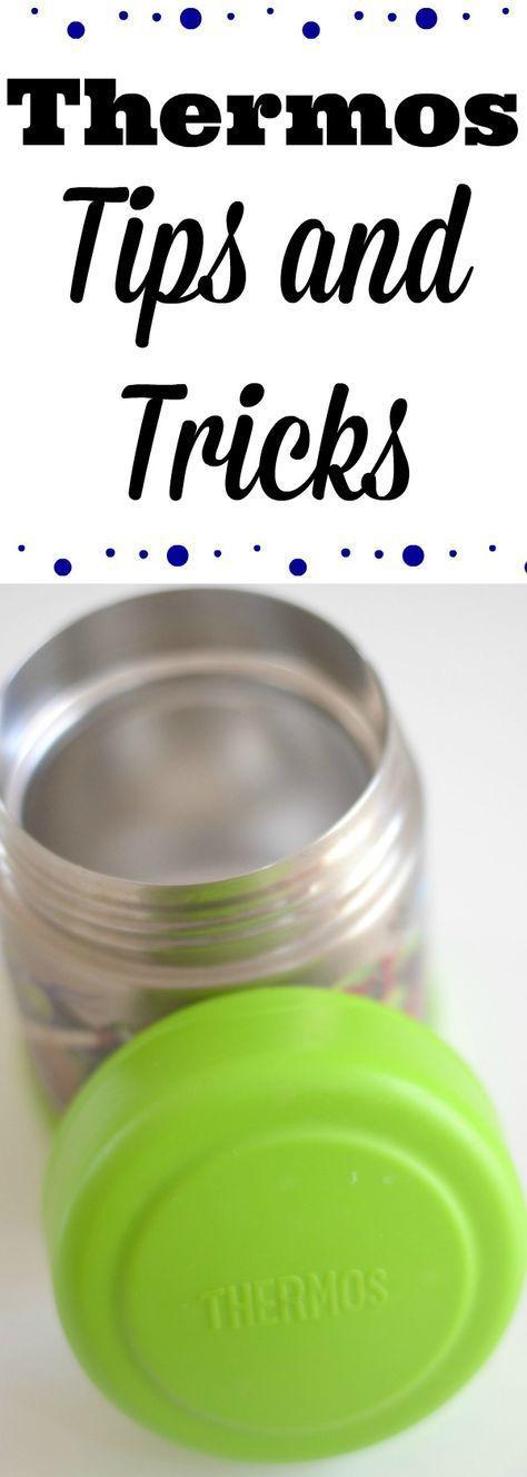 Thermos Tips & Tricks #schoollunchideasforkids