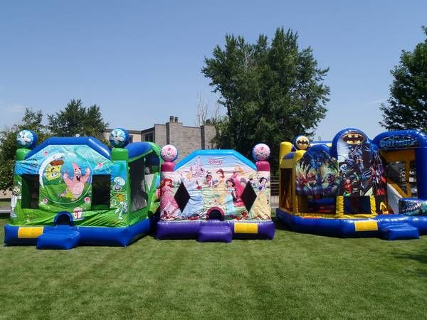 Looking for Commercial Party Bouncer in Denver? Denver`s artys events provides the best and various shape bouncer with anti-blast zone. Make your child feel the heaven and stay happy in your child`s happiness. For more information visit : www.artsyevents.com