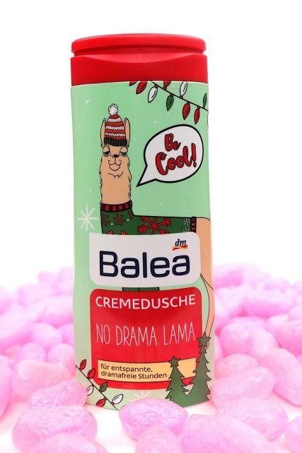 Balea No Drama Lama Duschgel Glow By Dm Box Gewinnspiel