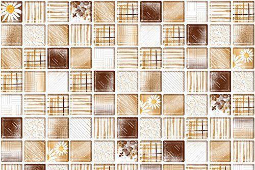 VandA Shop Peel and Stick Tile Backsplash for