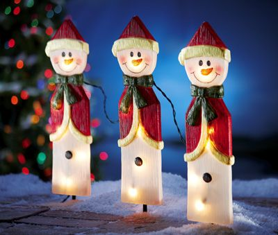 Cheap Outdoor Decoration The Holidays Pinterest Lawn - outdoor snowman christmas decorations