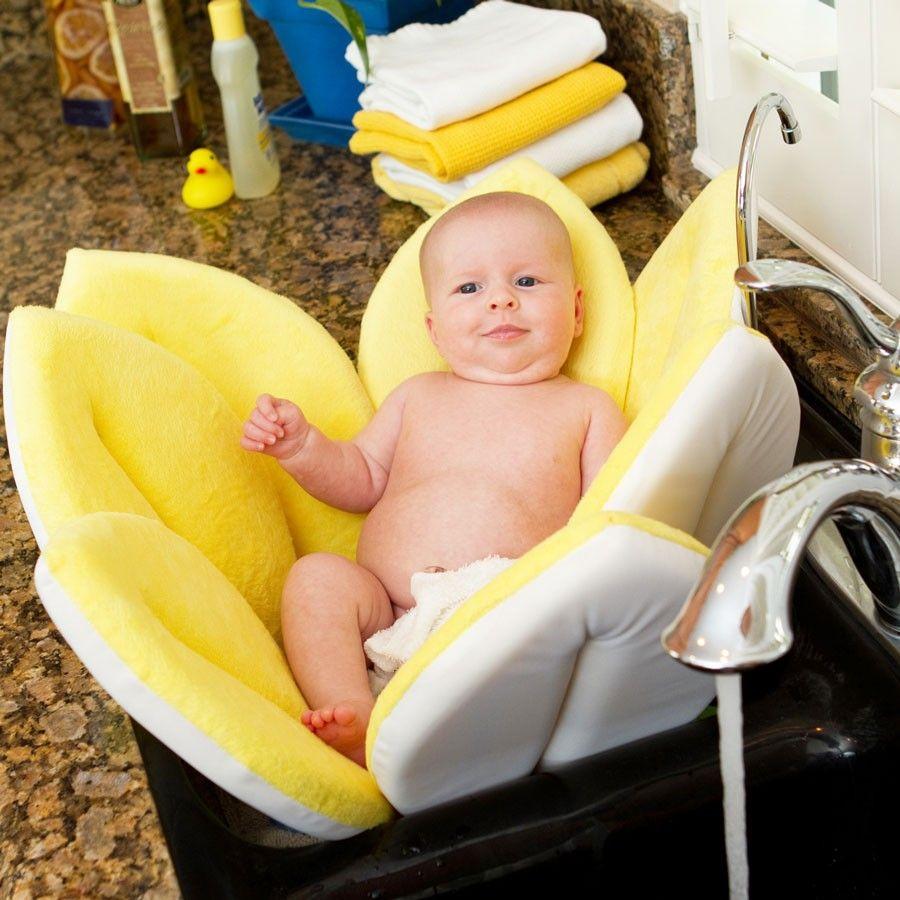 Blooming Bath Baby Bath   Bath, Baby head and Babies