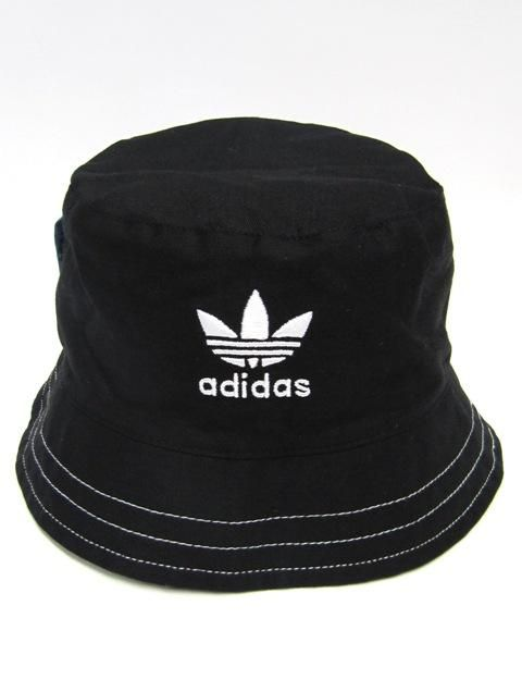 932a1c7ee86 Adidas Originals - Bucket Hat in Black