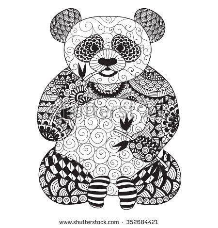 Pin On Pandamania Art