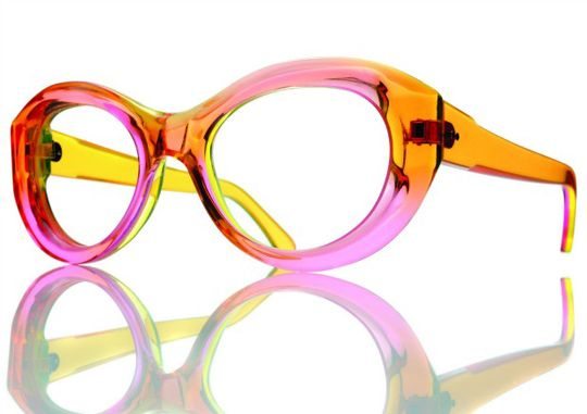 You're Wearing WHAT?: The World's Most Unusual Eyewear Materials