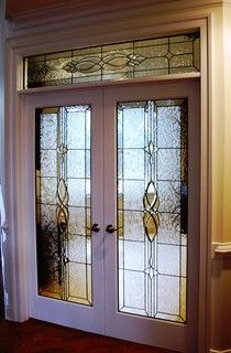 Transitional Leaded And Beveled Doors And Transom To Office For Privacy Product Specifications Sold By D French Doors Interior French Doors Buy French Doors
