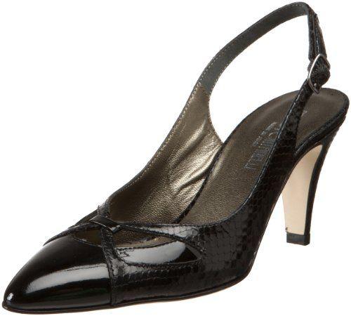 Elara Women High Heels Pumps Buckles Vintage