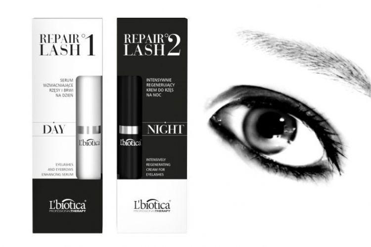 0f920f89ae6 L'biotica Repair Lash °1 Day i °2 Night | TylkoStyl Kosmetyki L ...