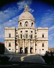 Panteão Nacional, Igreja de Santa Engrácia, Lisboa