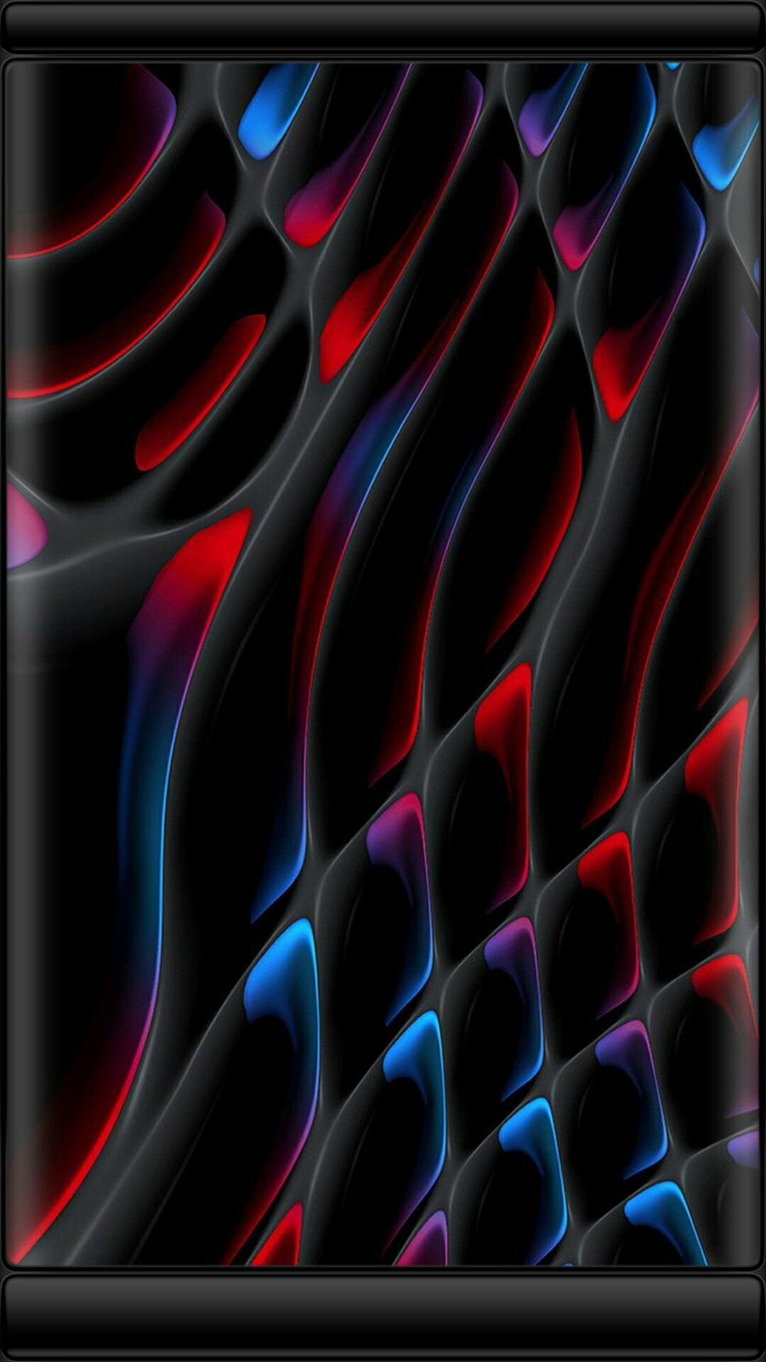 Black Red Purple Wallpaper Purple wallpaper, Neon
