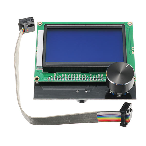 Creality 3D® Universal LCD 12864 3D Printer Display Screen With Encoder For Ender-3/CR-10/CR-7 Model #For #LCD #Screen #With #Ender #12864 #Display #Universal #Creality #Encoder #Printer #Model #displayscreen