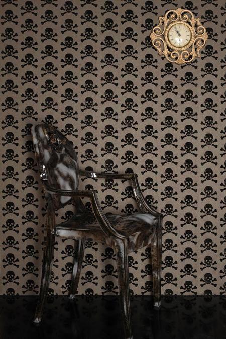 Skull wallpaper ... arrrgh
