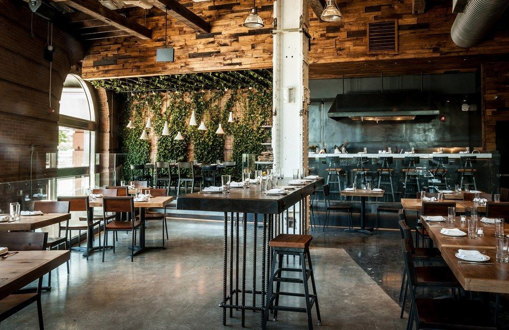 Five Must Know Restaurant Designers In New York Restaurant Design Design Builder Restaurant
