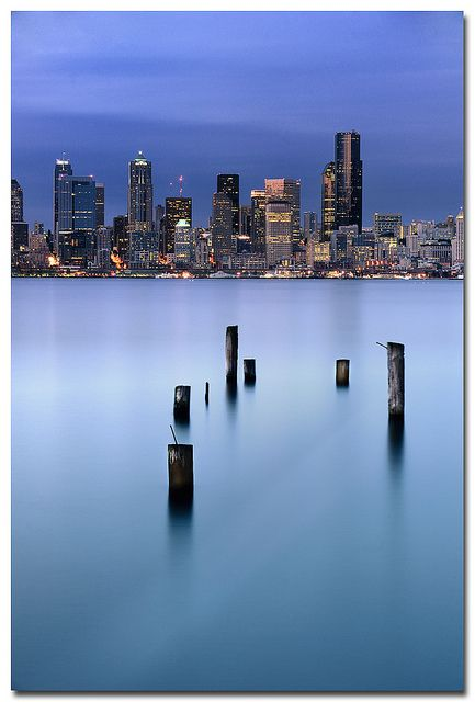 Seattle From Alki In 2018 Travel Places I Have Been And Loved