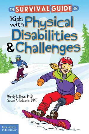 The Survival Guide For Kids With Physical Disabilities And Challenges Books On Google Play Child Life Specialist Physical Disabilities Child Life