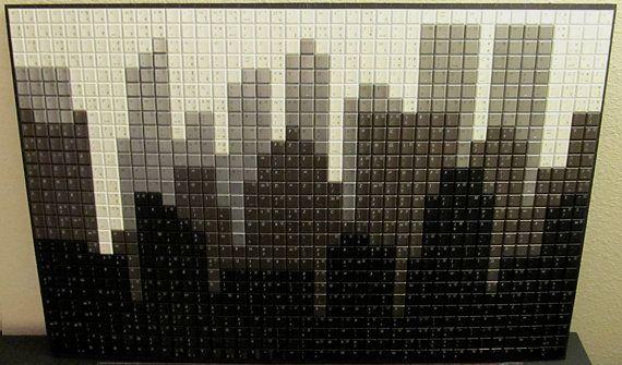 Keyboard Art                                                                                                                                                                                 More