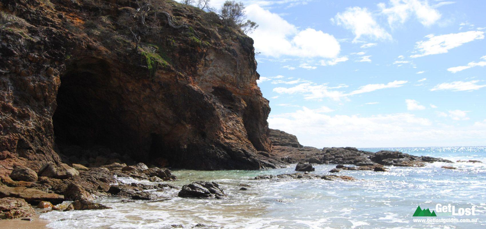 Moreton island cave sand island beautiful islands resort