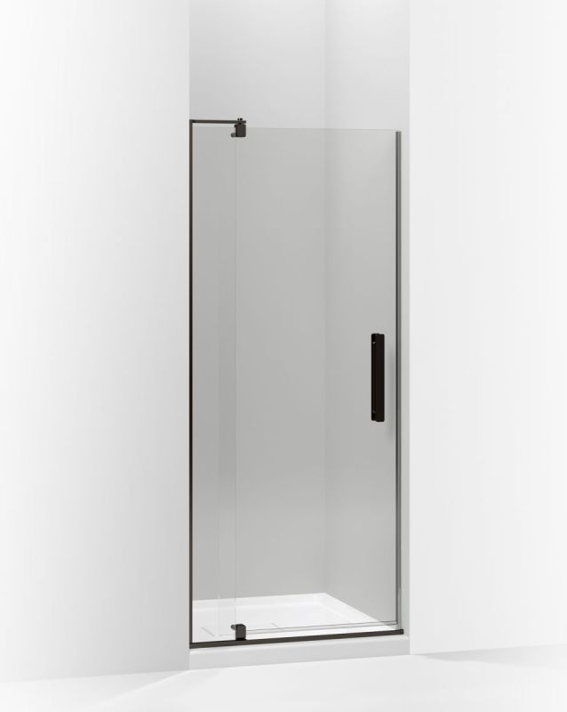 Kohler K 707501 L Frameless Shower Doors Shower Doors Clear Glass