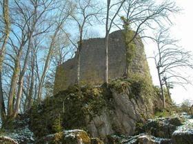 Liebsdorf - château de Liebenstein