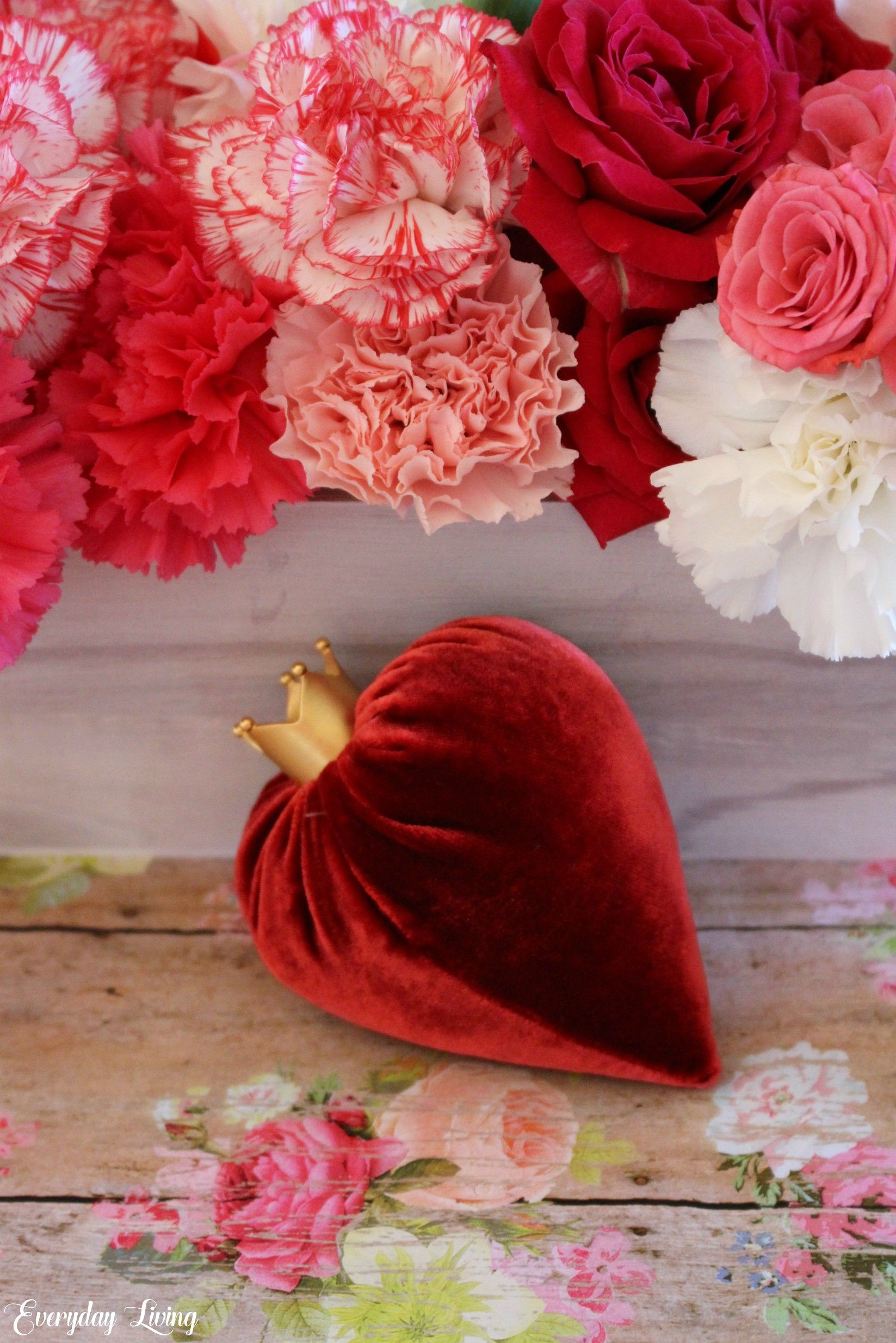 LOVE {A Valentine's Day Tablescape} in 2020