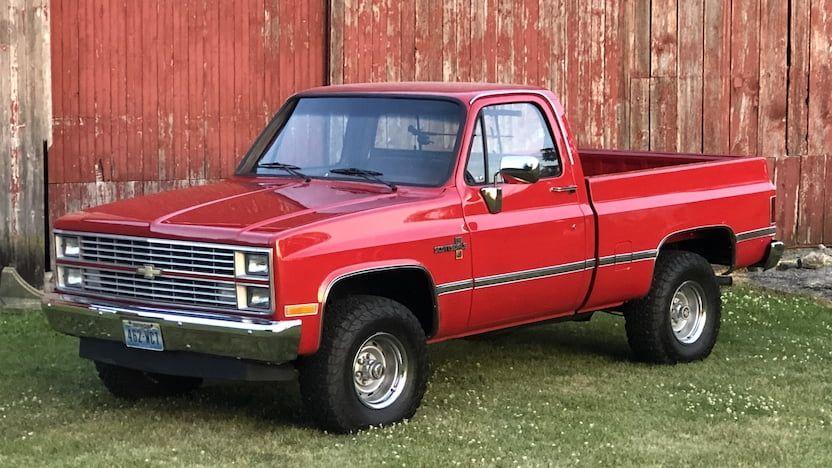 1984 Chevrolet K10 T275 Harrisburg 2019 Chevrolet