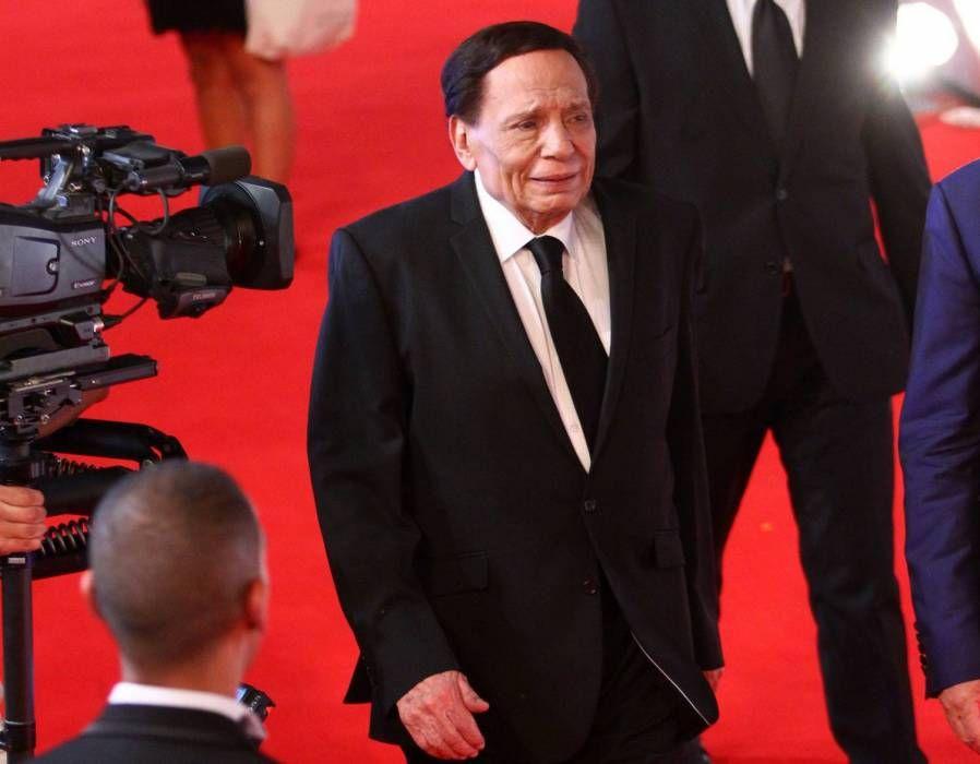 وفاة الزعيم عادل إمام وتصريح رامي إمام Single Breasted Suit Jacket Suit Jacket Suits