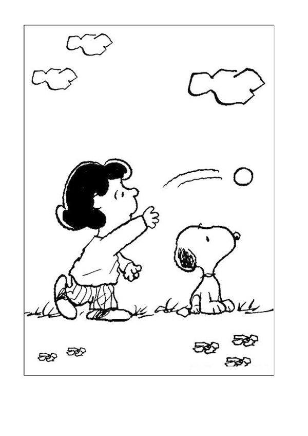 Snoopy Coloring Pages 2 | Snoopy Coloring Pages | Pinterest