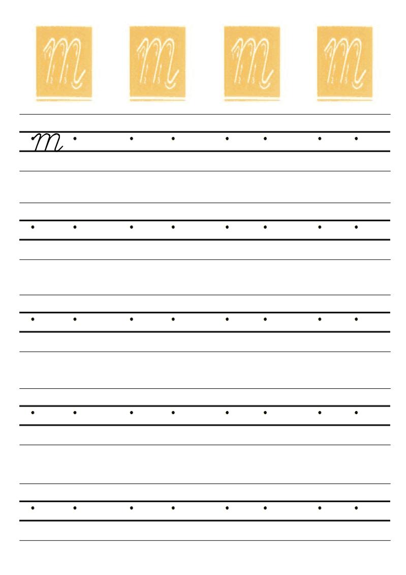 schrijven m.pdf | veilig leren lezen kern 1 | Pinterest | Schrift