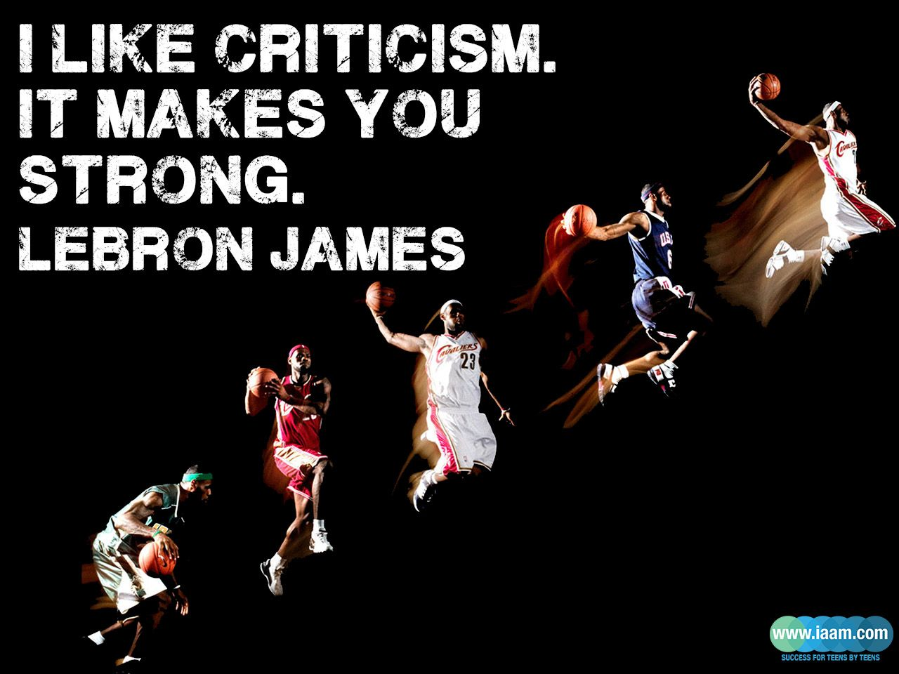 LeBron James quote. Lebron james quotes, Lebron james