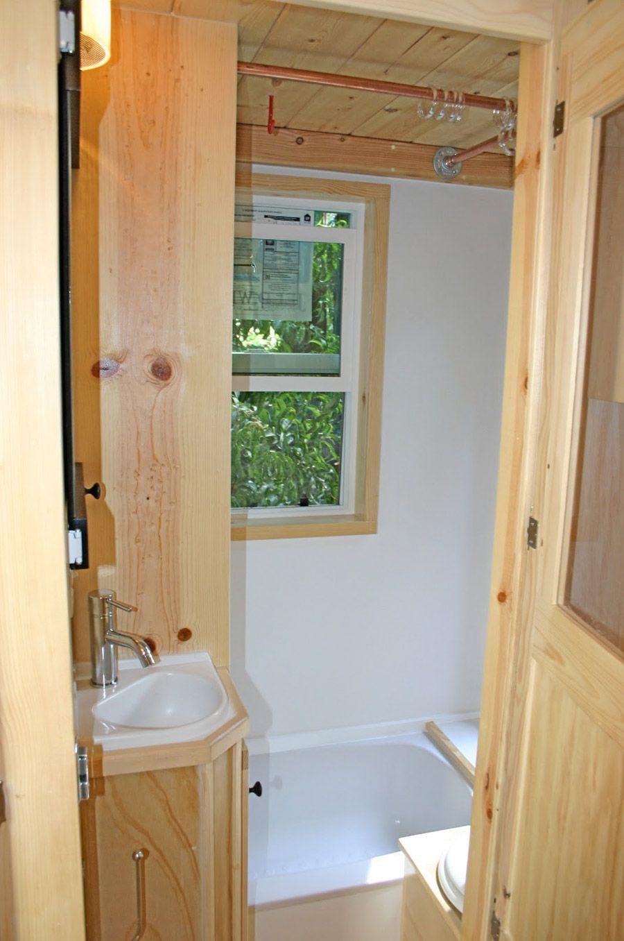 Dormer Loft Cottage By Molecule Tiny Homes: Tiny House On Wheels