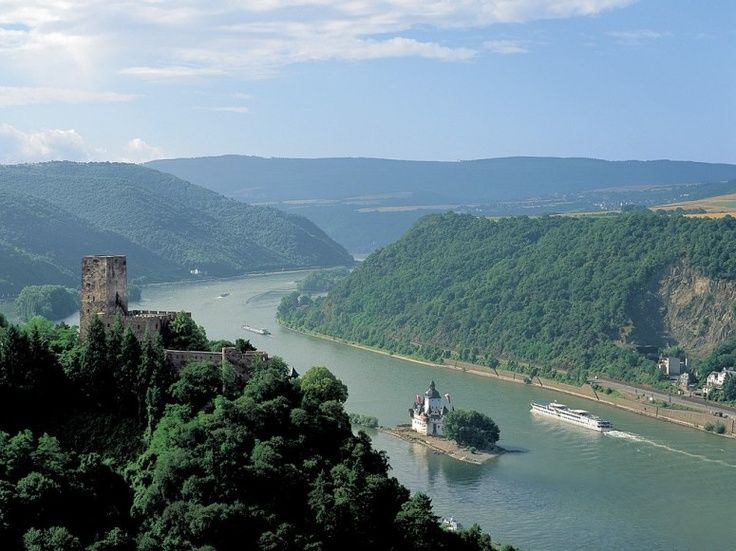 Top European River Cruises For Spring River Cruises In Europe