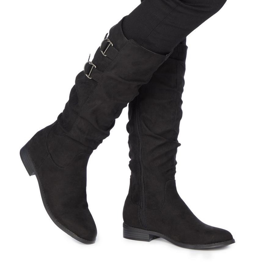 TOBI - Knee High Boots - black | Dune