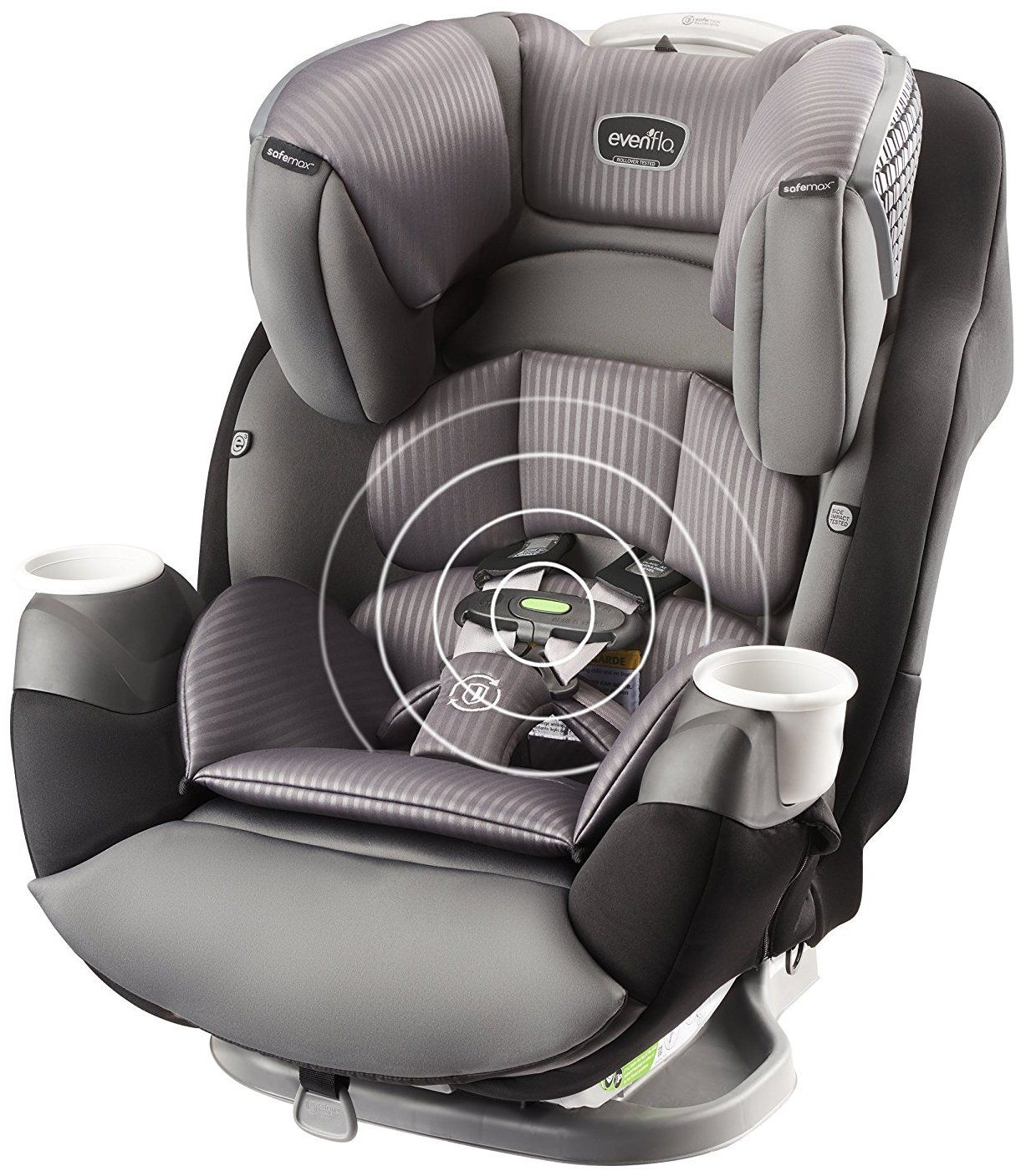 Evenflo SafeMax™ AllinOne Convertible Car Seat with
