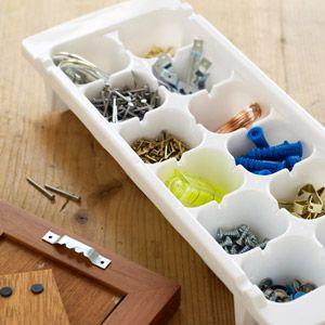 Storage Solutions for Every Little Thing -   22 diy decoração jardim ideas