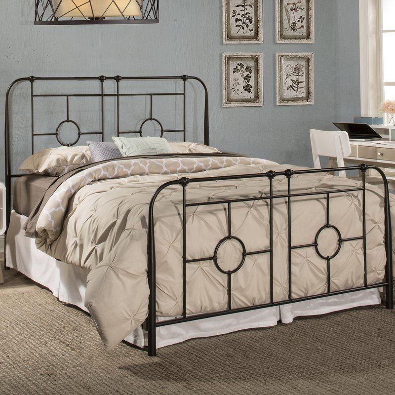 Gwen Standard Bed Metal Beds Queen Metal Bed Hillsdale Furniture
