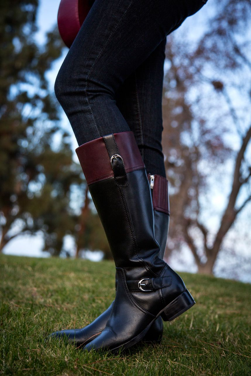 Riding boot — 14